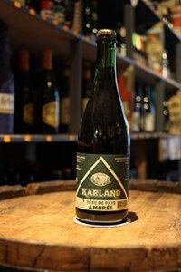 biere Karland ambrée