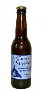 la Croix des Grèves Bière Blonde