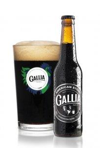 biere GALLIA AMERICAN STOUT