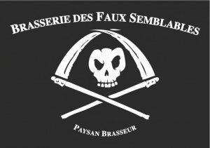 logo Brasserie des faux semblables