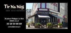 Tir na Nog Bar Lille