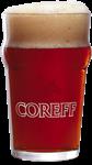 biere COREFF ambrée