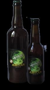Bière Aubeloun pleine lune
