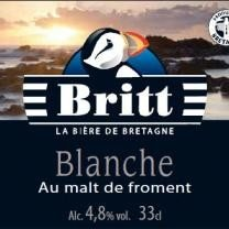 biere Britt Blanche