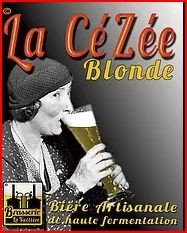 biere CéZée Blonde avalliere
