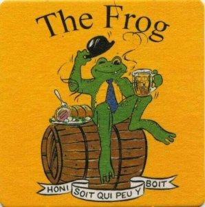 Brasserie The Frog & Rosbif