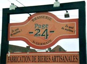 brasserie Saint Germain page 24