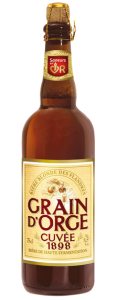 Grain d'Orge Cuvée 1898 biere gayant