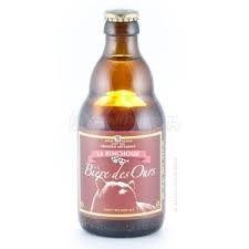 bière des ours