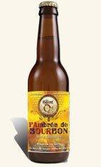 biere Saint'Oy ambré de Bourbon