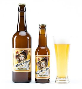 biere La dame de malt blonde