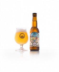 biere La Caenette la lie