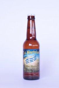 Tri Martolod Blonde biere