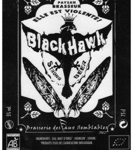 biere BLACK HAWK