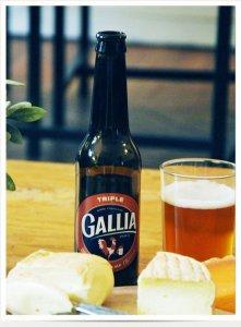biere gallia triple