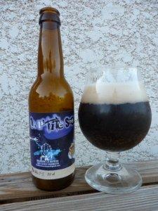 la roteuse brune biere