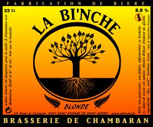 biere La BI'NCHE Blonde