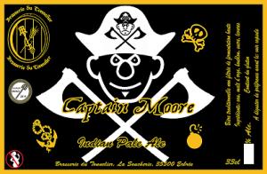Captain Moore biere tonnelier