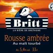 biere Britt Rousse