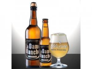 biere Dame Blanche melusine