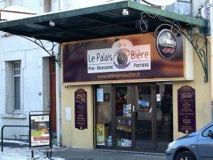 Le Palais de la Bière Poitiers