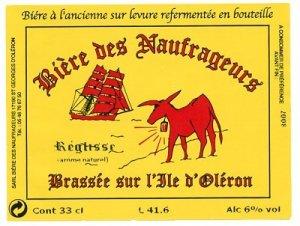 Bière du Naufrageur Réglisse