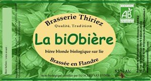 biere Biobière thiriez