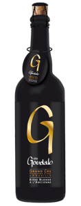 G de Goudale Grand Cru Citra & Amarillo, biere gayant
