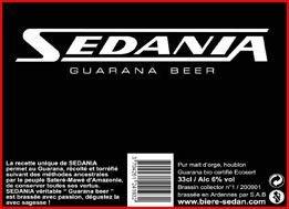 biere Sedania - Bière de Sedan