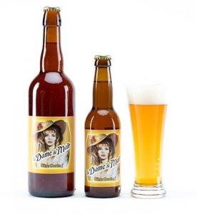 biere La dame de malt doré