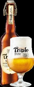 Triple Secret des Moines, biere gayant