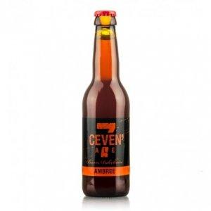 biere Ceven'ale ambrée