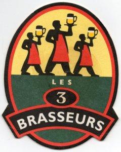 Les 3 Brasseurs GRENOBLE Echirolles