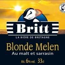 biere Britt Blonde