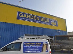Garden bier bar saint malo