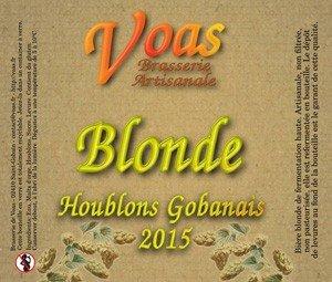 biere Blonde voas