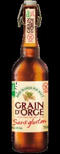 Grain d'Orge Bio Sans Gluten biere gayant