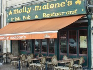 LE MOLLY MALONE'S
