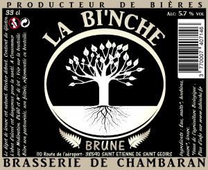 biere La BI'NCHE brune