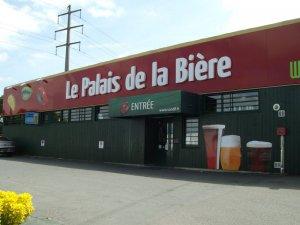 V and B Laval – Palais de la Bière