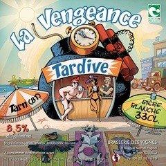 biere Vengeance Tardive brasserie des vignes