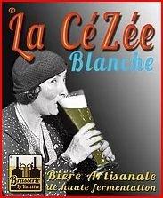 biere CéZée Blanche la valliere
