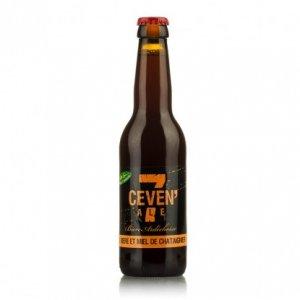 biere Ceven'ale Ambrée au Miel de Châtaigner d'Ardèche