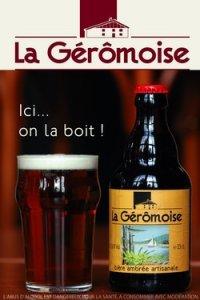 Brasserie La Gérômoise