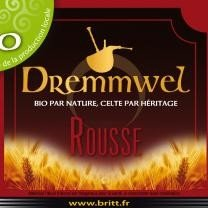 "biere DREMMWEL Rousse ""bio"""