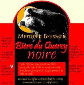 Bière du Quercy noire