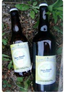 La Lou Blonde biere
