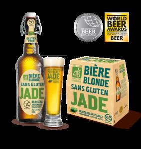 biere Jade sans gluten
