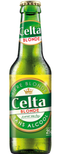 Celta blonde biere sans alcool
