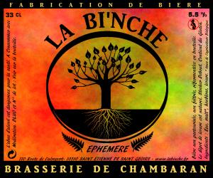 biere La BI'NCHE EPHEMERE